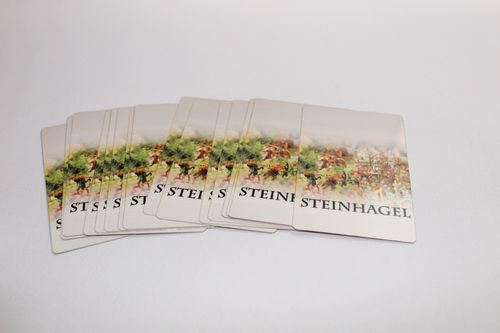 Steinhagel Expansion Card Deck for 2 Players (18 Cards)