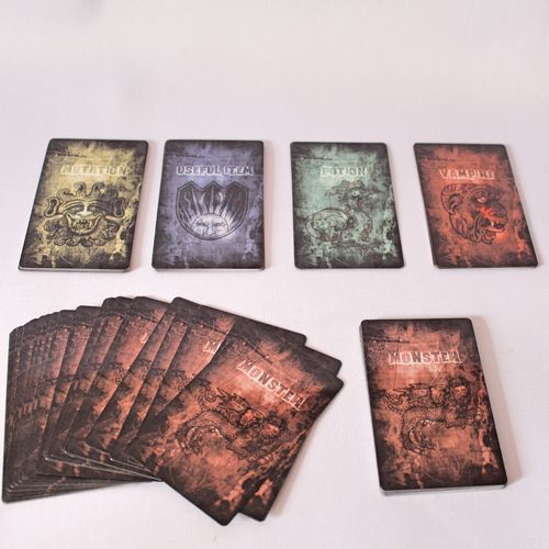 Sellswords & Spellslingers - 63-piece expansion cards