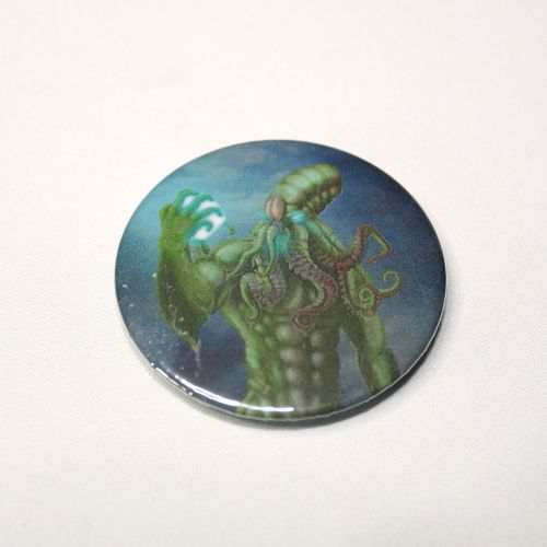 Flaschenöffner Button *Chuthullu Artwork*